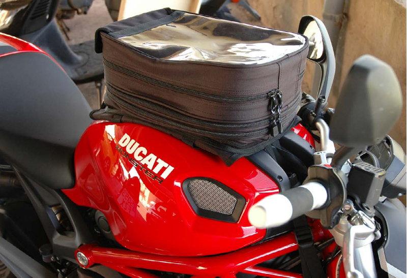 Rucsac universal rezervor motociclete, Vicma 992