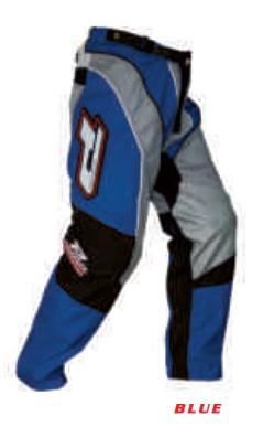 Pantaloni enduro PROGRIP RACE LINE 6010, albastru