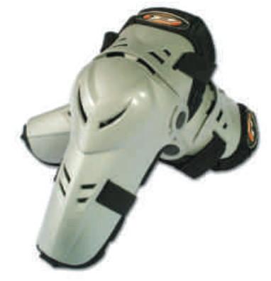 Protectii moto pentru genunchi (genunchiere) PROGRIP HARD 5990