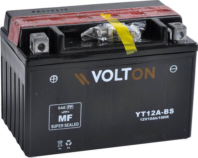 Baterie moto VoltON 12V 10 Ah (YT12A-BS)