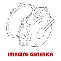 Capac motor alternator stanga magnetou-stator pentru Honda
