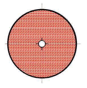 Reflectorizant moto universal Vicma, cod 11755