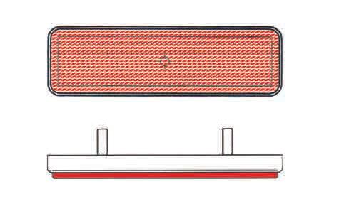 Reflectorizant moto universal Vicma, cod 8158