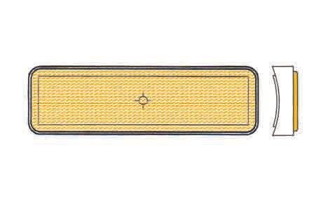 Reflectorizant moto universal Vicma, cod 8159